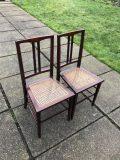 Pair of Art Deco Bedroom Chairs
