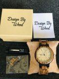 Stunning Brand new wooden watch
