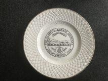 Clarence Railway Company Plate