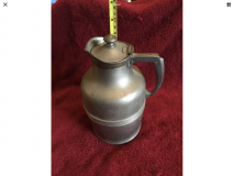 Rare American Thermos Hot Water Pitcher