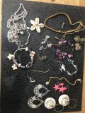 Selection of excellent costume jewellery